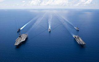 德国将派军舰穿越南海 美中回应大不同