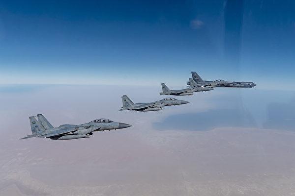 棋子在移动 美军为何在全球部署更多轰炸机