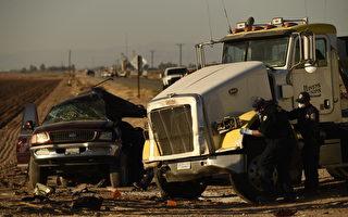 加州惨烈车祸后 ICE展开人口走私调查