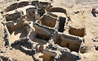 埃及沙漠出土公元5世纪基督教遗迹