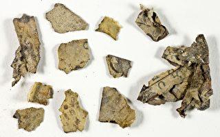 以色列沙漠惊现新死海古卷 约两千年历史