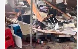 广州番禺村委会被炸 5死5伤 传涉贪污