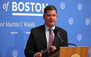 华殊就任联邦劳动部长 泪别波士顿