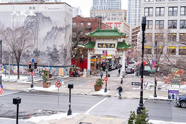 2月份华埠两餐厅遭入侵盗窃