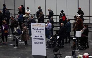 賈維茨中心疫苗點7天24小時開放