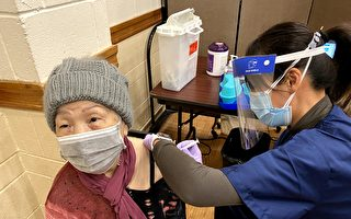 供不應求 王嘉廉醫療中心接種超一萬劑疫苗