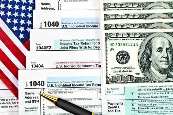 多數美國人覺得稅負過重 反對任何新稅收