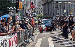 纽约曼哈顿下城选区首重治安、经济与住宅