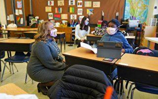 紐約市新任教育總監波特 上任首日走訪校園
