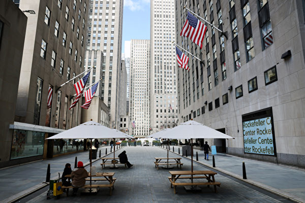 今年秋天前 近半曼哈顿办公室人员将回流