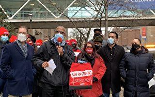 紀念疫情周年 護士要求通過「保障護士安全法」