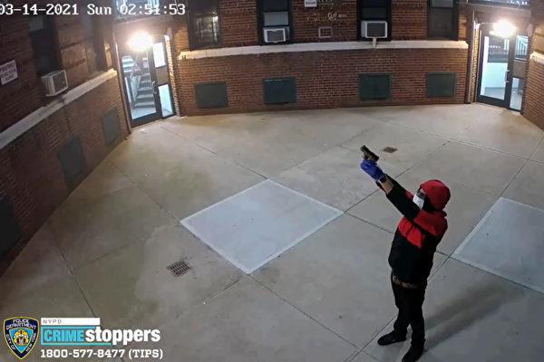 凌晨槍案後  紐約皇后區又傳假警察真搶劫