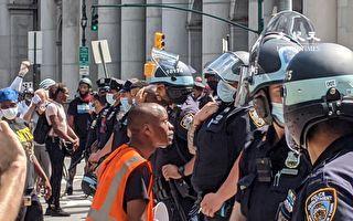 BLM抗议期间 市府单位收到逾750件投诉警局