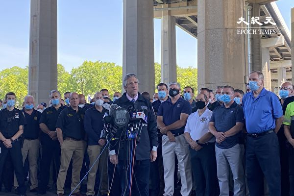 紐約警察工會:保釋改革不起作用