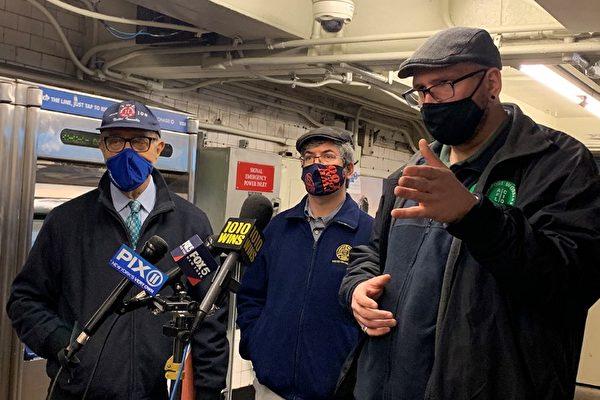运输工人工会起诉MTA 要求撤销地铁削减服务
