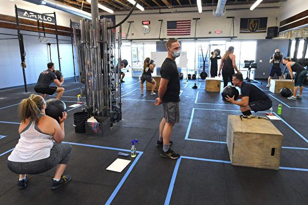 纽约市22日起允许室内健身课重开