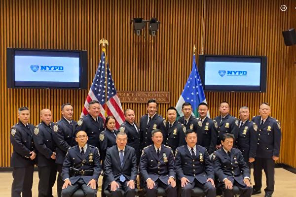 纽约亚裔警察精英3月19日线上关注仇恨犯罪