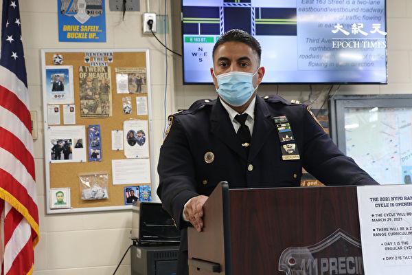 紐約市警111分局鼓勵亞裔要敢於報案