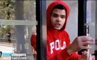 纽约法拉盛1男涉嫌言语攻击亚裔 把手机打落地