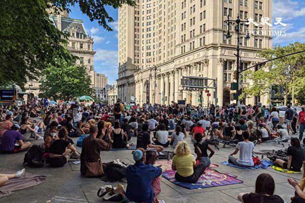 白思豪推「族裔正義委員會」修改紐約市憲章