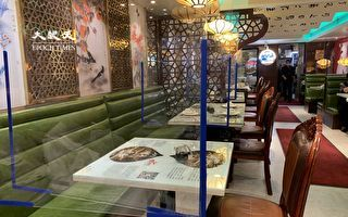 纽约市75%餐馆 去年生意掉一半以上