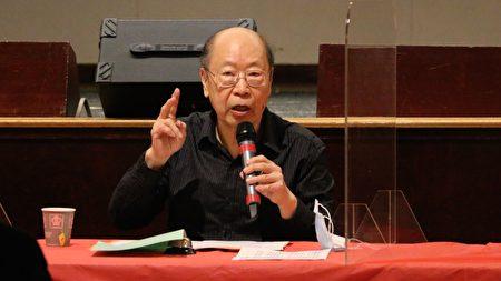 中華公所主席于金山希望市民不要認為需要打兩劑的疫苗才會比只需打一劑的強。