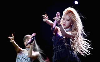 Rosé为新歌作词 《R》预购破40万张 女Solo最高