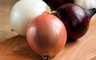 美CDC:若买了未标注产地的洋葱 立即扔掉