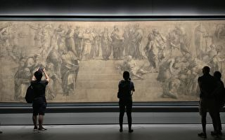 从一幅草图走入哲学殿堂(下)——米兰拉斐尔《雅典学院》素描稿
