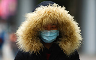 大陆冷气团影响 台湾6县市防10度低温