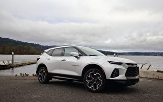 車評:美式流線 2021 Chevrolet Blazer RS