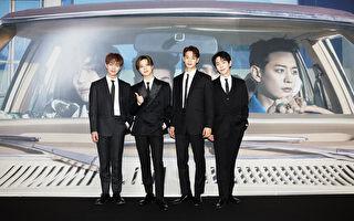 SHINee线上演唱会4月开唱 时隔三年专场演出