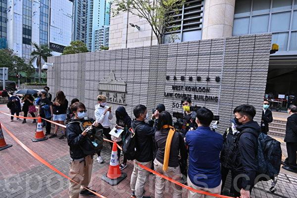 香港八人仍未就保释申请陈辞