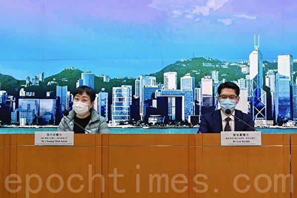 香港两人接种科兴疫苗后ICU留医