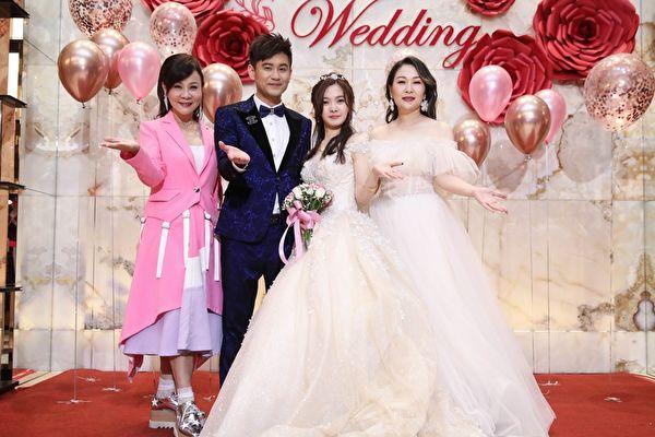 吴俊宏补办婚礼面子大 台语歌坛大咖齐聚祝贺