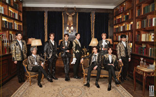 Super Junior《The Renaissance》 Gaon專輯榜摘冠