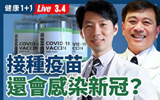 【重播】AZ疫苗副作用高?打疫苗是为防感染吗