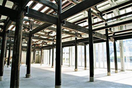 台中仅存的清领时期建筑遗构,尺度、工法及用材都很罕见。