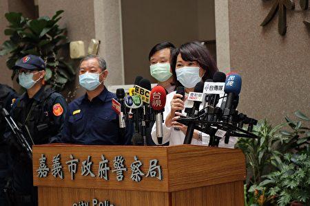 市長黃敏惠表示,安全是幸福城市最重要的基底。