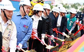 羅東轉運站工程開工 羅東的門戶新地標