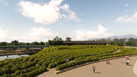 台灣客家茶文化館是浪漫台三線亮點建設之一。