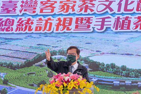 桃園市長鄭文燦說,桃園3項浪漫台三線亮點建設都屬於融合地景的展覽場域。