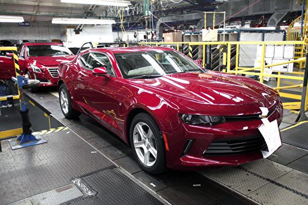 [新聞] 全球半導體晶片短缺 通用汽車擴大減產