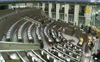 比利时地方议会通过友台决议