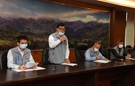 环保局长说明业者申请过程