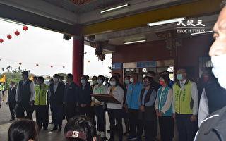 總統蔡英文參訪台灣餅乾學院  呼籲國人團結