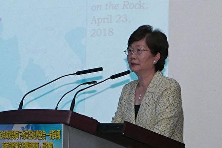 前駐美副代表裘兆琳7日表示,促成臺美緊密的源頭是中共。