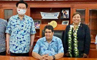 传帛琉总统访台推旅游泡泡 外交部证实规划中