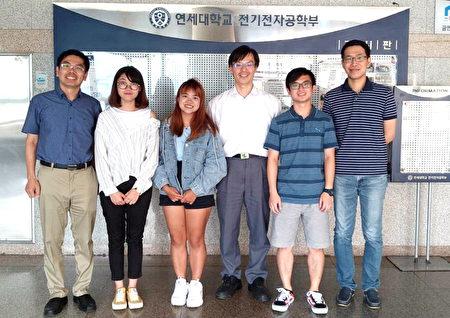 长庚大学工学院积极拓展海外实习据点。图为韩国延世大学。