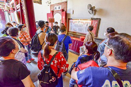 文昌祠導覽(109年8月拍攝)。